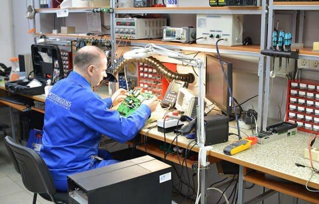 лабороторія Техносенс Сервіс, інженер-електронік Техносенс Сервіс